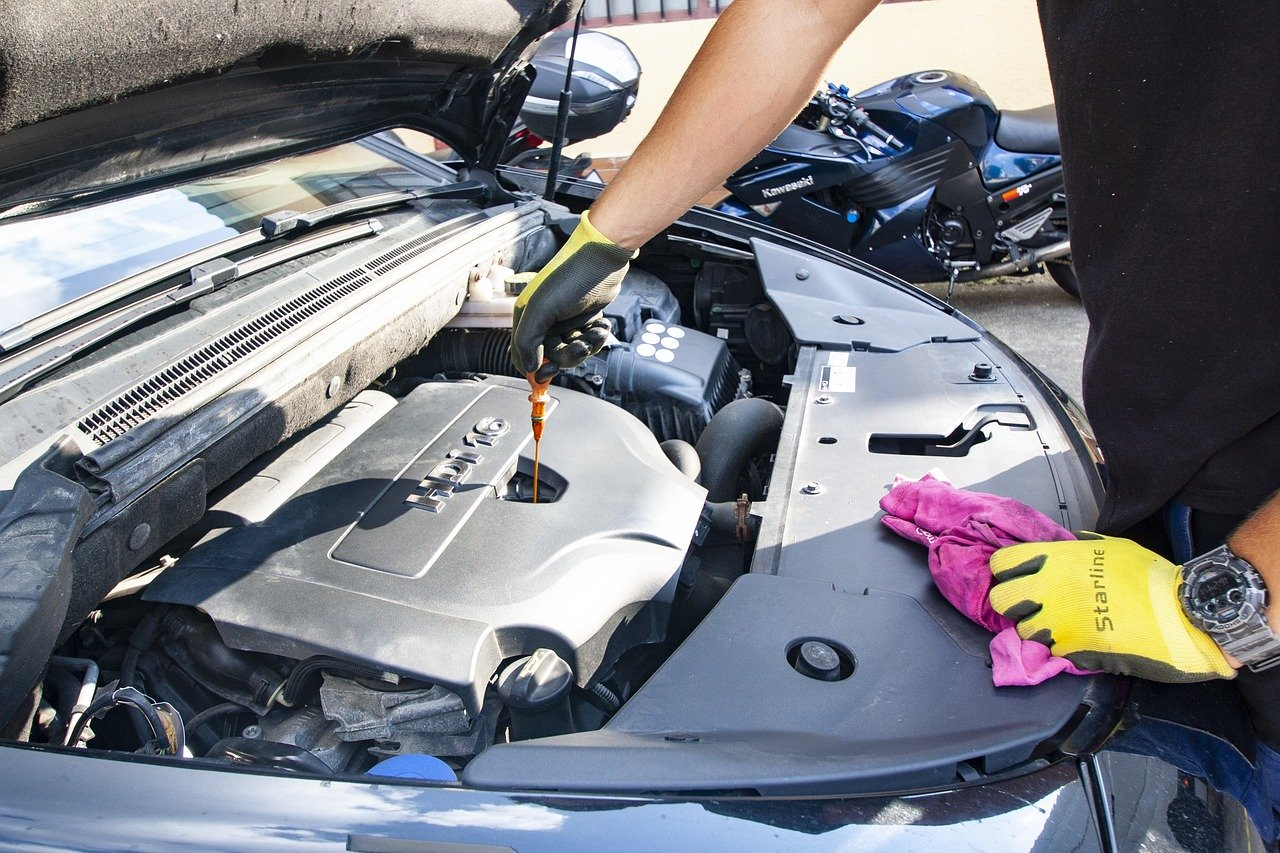 change your engine oil